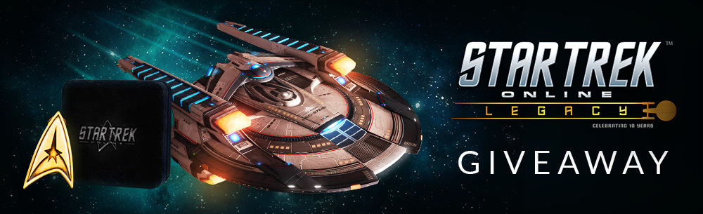 STO Legacy 10th Anniversary Giveaway Wide Banner