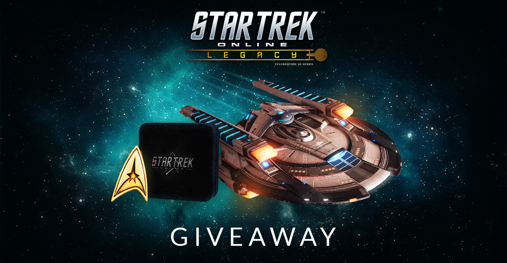 STO Legacy Giveaway