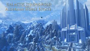 SWTOR Alderaan Noble Estate