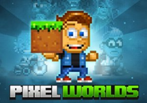 Pixel Worlds Game Profile Image