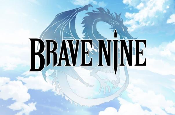 Brave Nine Key Art