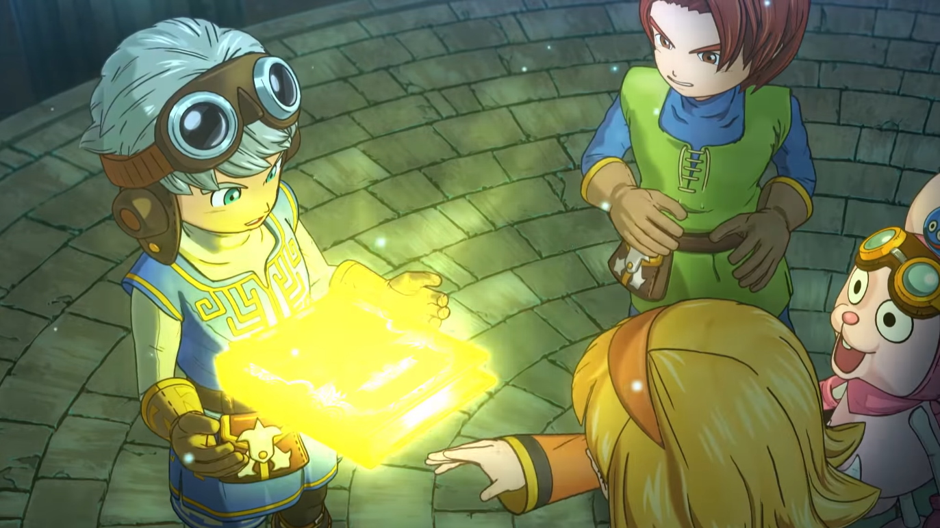 DRAGON QUEST OF THE STARS Launch Trailer