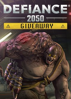 Defiance 2050 Urban Commando Giveaway