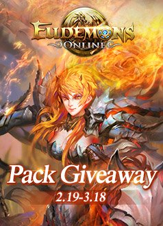 Eudemons Pack Giveaway