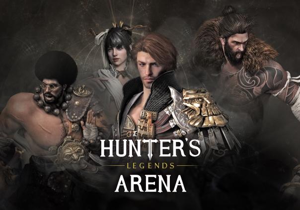 Hunters Arena Legends Profile
