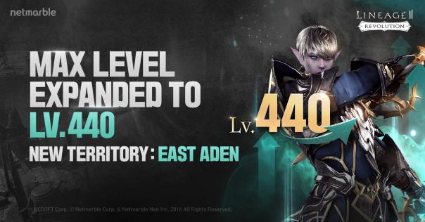 Lineage 2 Revolution 440 Update