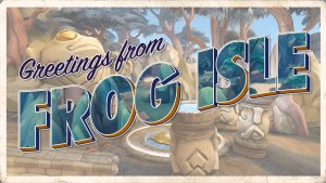 Paladins Frog Isle Map Rework