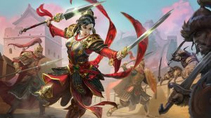 SMITE Ascendant Warrior Notes