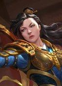 SMITE Mulan Mastery Skin