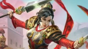 SMITE Mulan Reveal