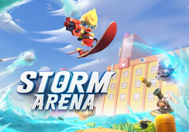 Storm Arena Profile