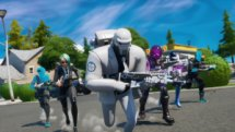 Fortnite Spy Games