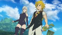 The Seven Deadly Sins Grand Cross Grand Launch Trailer