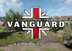 Vanguard: Normandy 1944 Game Profile Image