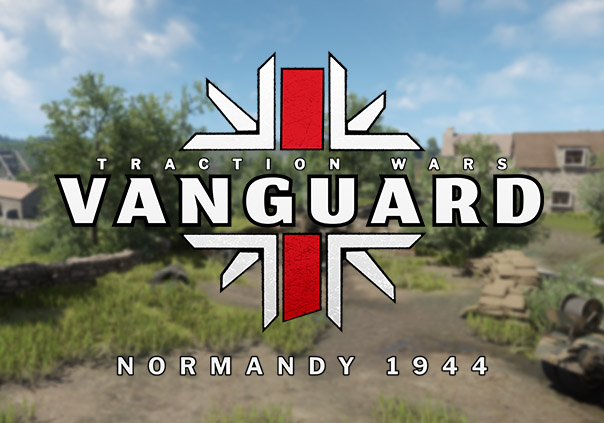 Vanguard: Normandy 1944 Game Profile Image