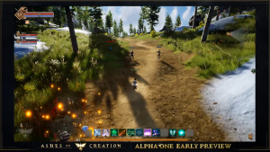 Ashes of Creation Preview Stream
