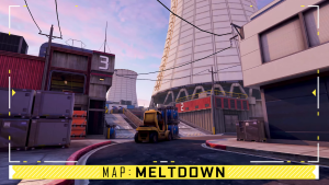 COD Mobile Meltdown Map