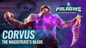 Paladins Corvus Teaser