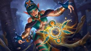 Paladins Sands of Myth Update