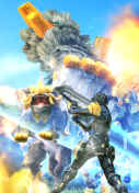 Phantasy Star Online 2 Open Beta Screenshot