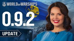 World of Warships 0.9.2 Update