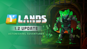 Ylands Update 1.2 Trailer
