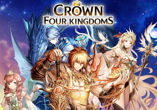 Crown Four Kingdoms Game Profile Image