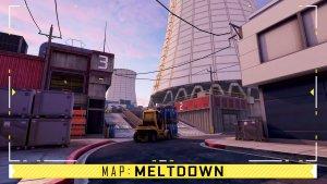 COD Mobile Meltdown Map