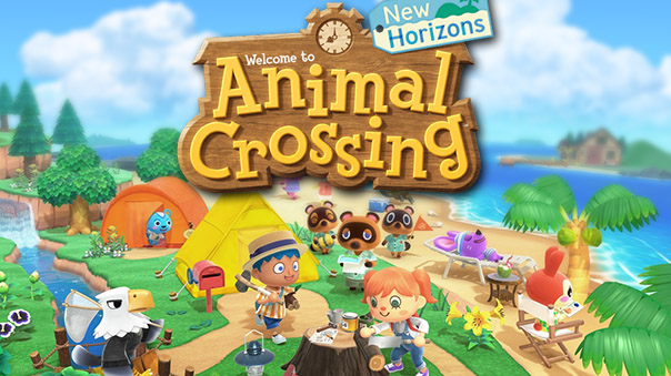 Animal Crossing: New Horizons Review Main Image