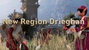 Black Desert Drieghan