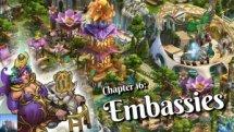 Elvenar Embassies