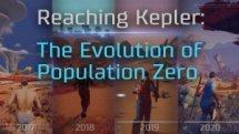 Evolution of Population Zero