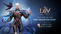 League of Valhalla Preregistration