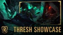 Legends of Runeterra Thresh Showcase