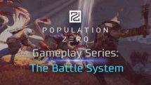 Population Zero Battle System