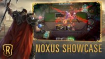 Runeterra Noxus Region Showcase