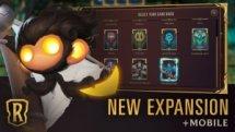 Runeterra Rising Tides Expansion