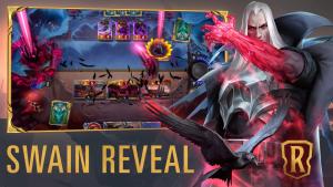 Runeterra Swain Reveal