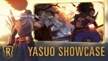 Runeterra Yasuo Showcase