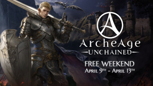 Archeage Unchained Free Weekend