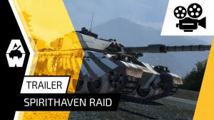 Armored Warfare Spirithaven Raid Trailer