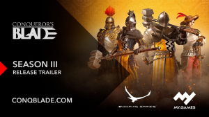 Conquerors Blade Season 3 Release