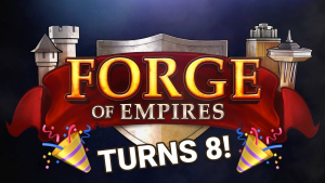Forge of Empires Turns 8
