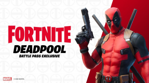 Fortnite Deadpool Exclusive