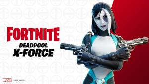 Fortnite Xforce Trailer