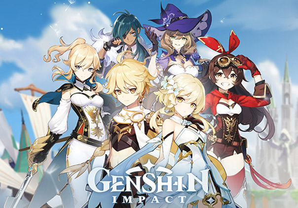 Genshin Impact Game Profile Image