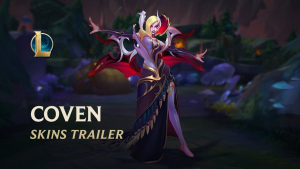League of Legends Coven Skins