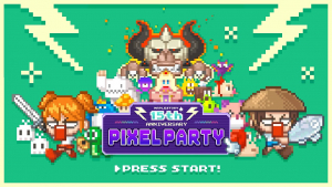 MapleStory Pixel Party Trailer