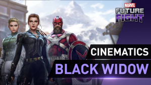 Marvel Future Fight Black Widow
