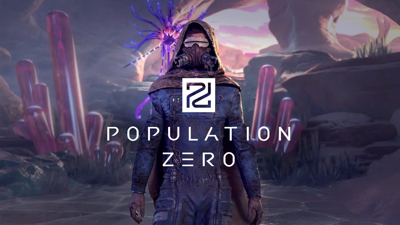 Population Zero Launch Trailer